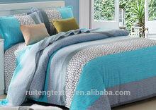 fashion design bedding set king size beeding sheet 100%cotton