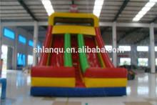 Indoor Inflatable Spiderman Dual Lane Slide