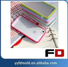 OEM plastic mobile phone case injection molding injection mold tooling