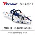 De China de gasolina 40cc profesional motosierra para leña