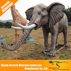 High Quality animatronic animal african elephant