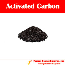 High quality 50% CTC absorption 200 ppm Iron activated carbon for face mask use