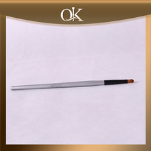 QK top quality lip brush pony hair. durable lip cosmetic brush with best price