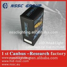 H4 CE,ROHS, E-mark certificate super bright H4 CREE high power zoom headlamp
