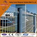 Di alta qualità pannelli saldati recinto di filo spinato/barricata recinzione/recinzione modelli per le case