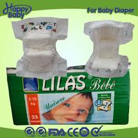 wholesale LILAS BEBE baby diaper in africa