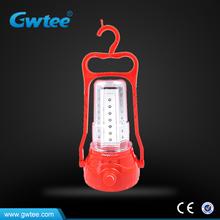 Rechargeable LED solar lantern light