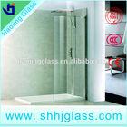 2014 latest glass door shower