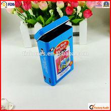 good looking sweet packaging tin box