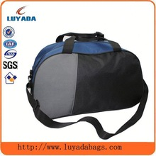 Tri-Color Athletic Sport Duffle Bag travelling bag for men and women