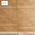 Gray 300x300mm wood tiles floor ceramic