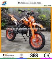 Hot sell dirt bike sticker and 49cc Mini Dirt Bike DB002