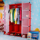 Plastic Wardrobe Cabinet
