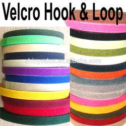 2014 hot sale Velcro Cable Hook Loop Fastener Tape