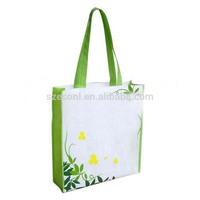 PP Woven Plain Cheap Bulk Reusable Shopping Bags