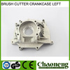 Chaoneng brush cutter spare parts aluminium alloy crankcase for garden tools