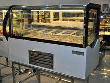 Counter display freezer for Gelato/Ice cream