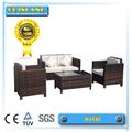 Boa qualidade rattan sofás e cadeiras, preço barato