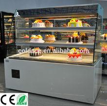 Cake showcase/convenience store equipment