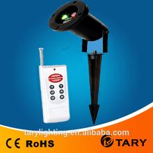 Plug-in IP65 outside laser lighting (FCC UL SAA GS CE RoHS )