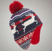 C26885A Wholesale Winter Child Knitting Hat