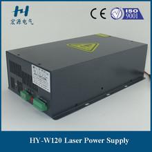 factory wholesales 100w 120w laser tueb power source