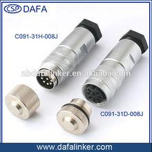 AISG 8pin Din connector