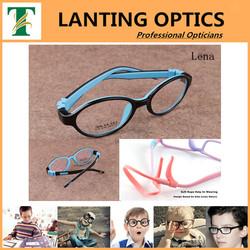2014 new model silicone child eyeglasses fashion kids glasses frame
