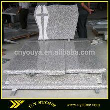 cheap sample design granite tombstone