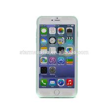 Hybrid TPU PC phone case for iPhone 6 plus