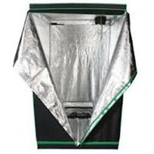 """120cm*60cm*150cm 1680D frbric grade Reflective Mylar dark room box grow tent for indoor plant growing with size 4"""" *2""""*5"""""""