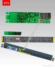 PDU ammeter, Power supply AC110,AC220V, Range: AC30A,50A. resolution:100mA