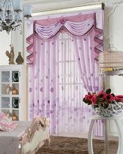 2015 MEIJIA customized lace curtain