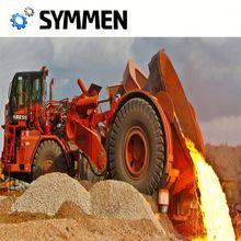 Hot Selling Hn Glory Cast Steel Slag Remover For Metallurgy