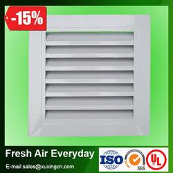 hvac system aluminium louver window frames