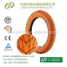 European Standard Color-choice Kid bike tyre C-ZD22 12x1.75