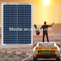 High quality 20W poly solar panel 12v