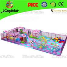 New European used indoor playground equipment sale