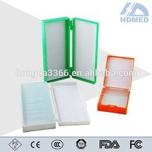 Plastic Slides tray