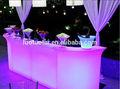 Led remoto de serpiente de barra de bar/venta caliente led recargable de barra de bar/led al aire libre del césped uso de barra de bar
