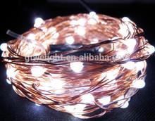 Solar Powered LED Eco String Lights