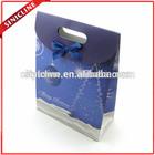 Embossed Printing Gift Paper Bag for Women