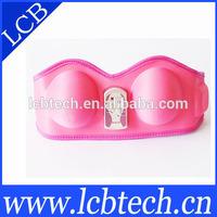 Electric Breast Enhancer Vibrating Massager BRA Breast Enlarger Massager