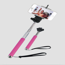 Monopod Selfie Stick Telescopic Mobile Smart Phone Samsung Camera Handle