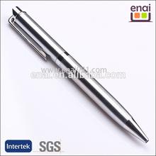 tall inkless metal pen //promotional metal pen