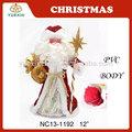 Holiday mano Craft decoración, navidad de papá noel, papá noel