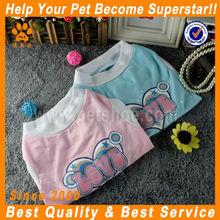 JML wholesale china trade blue/pink funny dog coats