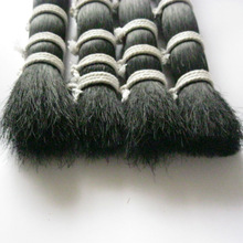 all kinds of horse tail extension natural black hair