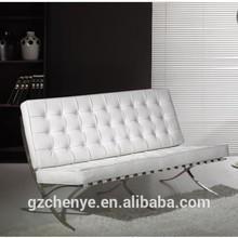 Barcelona chair replica/barcelona leather chair/barcelona chair