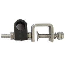 Waterproof cable clamp